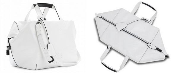 ロエベの新作バッグ オリガミ クボの詳細
