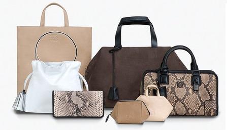 ロエベの新作バッグ コレクション