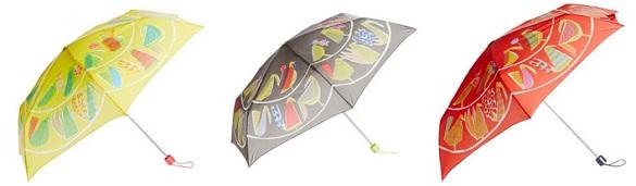 ムーンバットの折り畳み傘カラー