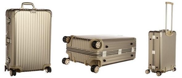 リモワ RIMOWAトパーズ・チタニウム スーツケース