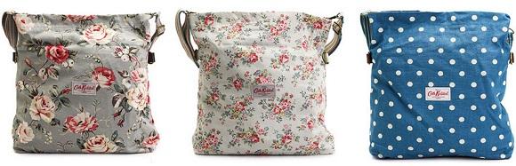 キャスキッドソンのFolded Messenger Bag
