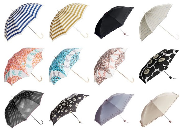 30代・40代女性に人気の傘