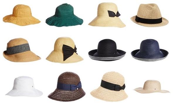 30代・40代女性におススメのつば広帽子