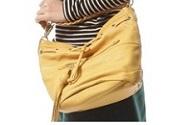 ペルケの巾着バッグ