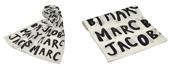 マークバイマークジェイコブスの新作スカーフ3
