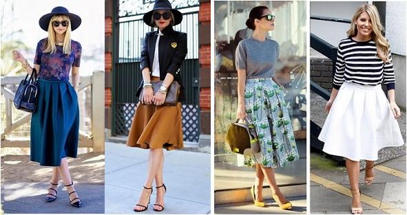 ミモレ丈スカートの魅力