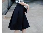 ミモレ丈スカート|30代・40代