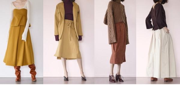 エリンのスカートコレクション