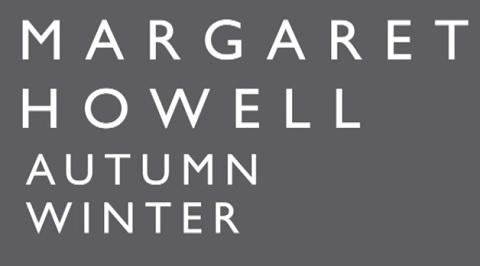 マーガレットハウエルの秋冬新作コレクション